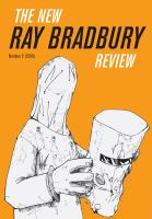 Cover image for The New Ray Bradbury review. No. 2