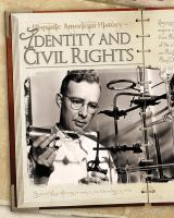 Cover image for Identity and civil rights