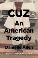 Cover image for Cuz : an American tragedy