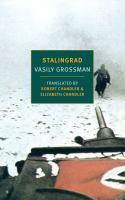 Cover image for Stalingrad