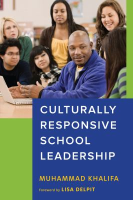 Cover image for Culturally responsive school leadership