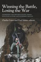 Cover image for Winning the battle, losing the war : addressing the drivers fueling armed non-state actors and extremist groups
