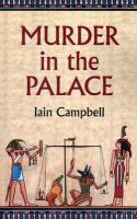 Cover image for Murder in the palace