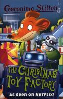 Cover image for The Christmas toy factory