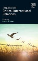 Cover image for Handbook of critical international relations