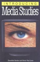 Cover image for Introducing media studies