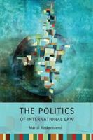 Cover image for The politics of international law