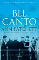 Cover image for Bel canto : a novel.