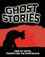 Cover image for Ghost stories