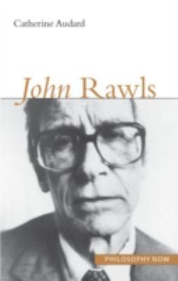 Cover image for John Rawls