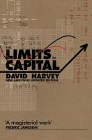 Cover image for The limits to capital
