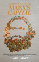 Cover image for A companion to Marx's Capital
