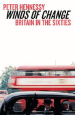 Cover image for Winds of change : Britain in the early sixties