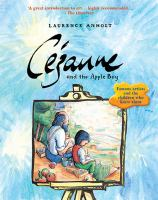 Cover image for Cezanne and the apple boy