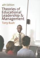 Cover image for Theories of educational leadership and management.