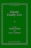 Cover image for Islamic family law