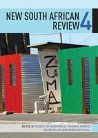 Cover image for New South African Review 4 A fragile democracy -- Twenty years on / 4, A fragile democracy--twenty years on