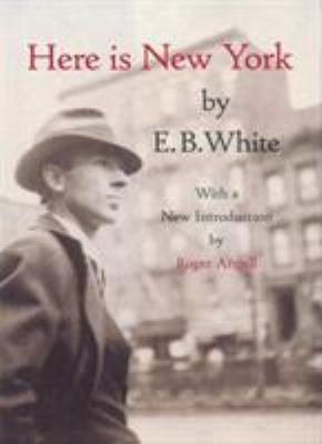 Cover image for Here is New York