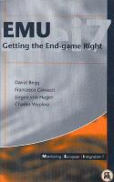 Cover image for EMU : getting the end-game right