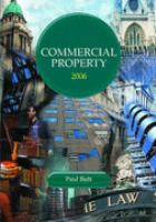 Cover image for Commercial property