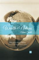 Cover image for The wealth of nations