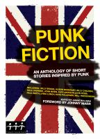 Cover image for Punk fiction