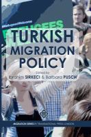 Cover image for Turkish migration policy