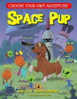 Cover image for Space pup