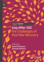 Cover image for Iraq After ISIS   The Challenges of Post-War Recovery