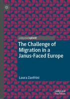 Cover image for The Challenge of Migration in a Janus-Faced Europe