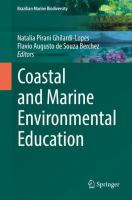 Cover image for Coastal and Marine Environmental Education