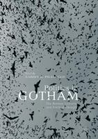 Cover image for Politics in Gotham The Batman Universe and Political Thought