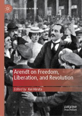 Cover image for Arendt on Freedom, Liberation, and Revolution