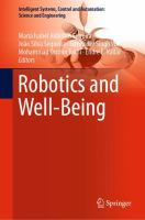 Cover image for Robotics and Well-Being