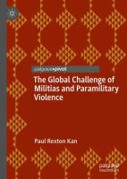 Cover image for The Global Challenge of Militias and Paramilitary Violence