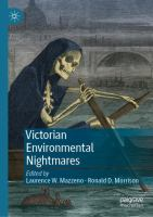 Cover image for Victorian Environmental Nightmares