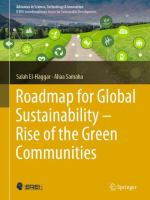 Cover image for Roadmap for Global Sustainability - Rise of the Green Communities