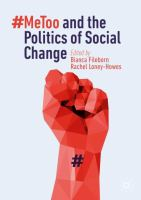 Cover image for #MeToo and the Politics of Social Change