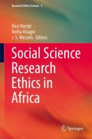 Cover image for Social Science Research Ethics in Africa