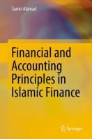 Cover image for Financial and Accounting Principles in Islamic Finance