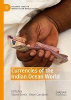 Cover image for Currencies of the Indian Ocean World