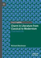 Cover image for Charm in Literature from Classical to Modernism Charmed Life