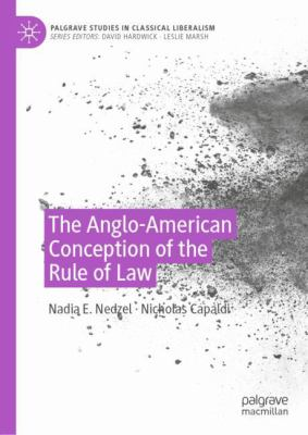 Cover image for The Anglo-American Conception of the Rule of Law