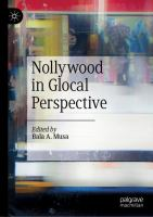 Cover image for Nollywood in Glocal Perspective