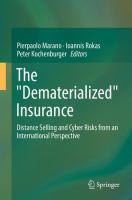 """Cover image for The """"Dematerialized"""" Insurance Distance Selling and Cyber Risks from an International Perspective"""