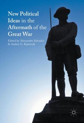 Cover image for New Political Ideas in the Aftermath of the Great War