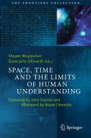 Cover image for Space, Time and the Limits of Human Understanding