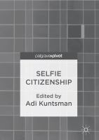 Cover image for Selfie Citizenship