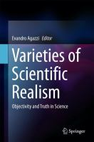 Cover image for Varieties of Scientific Realism Objectivity and Truth in Science