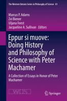 Cover image for Eppur si muove: Doing History and Philosophy of Science with Peter Machamer A Collection of Essays in Honor of Peter Machamer